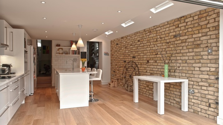 Kitchen Extension Amp Side Return In London Tooting Project