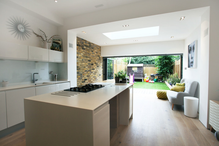Kitchen Amp Rear Extension In London Merton Project